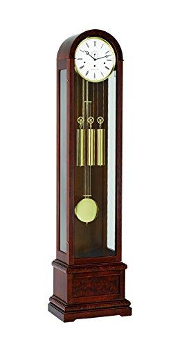 Hermle Uhrenmanufaktur Uhr, Holz, Braun