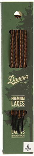 Danner Laces 63' Shoelaces, Black/Tan,...
