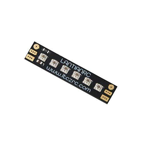 WFBD-CN Modulo elettronico for RC Drone FPV Racing 0.3G LantianRC WS2812 2812 LED Light Board 5V