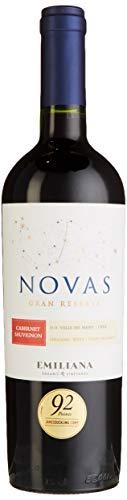 Emiliana Novas Cabernet Sauvignon Gran Reserva trocken (1 x 0.75 l) – Bio + vegan