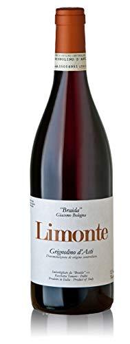 Braida Giacomo Bologna - Grignolino D'Asti'Limonte' 0,75 lt.