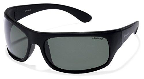 Polaroid - 07886 - Sonnenbrille Damen und Herren Rechteckig - Leichtes Material - Polarisiert - Schutzkasten inklusiv