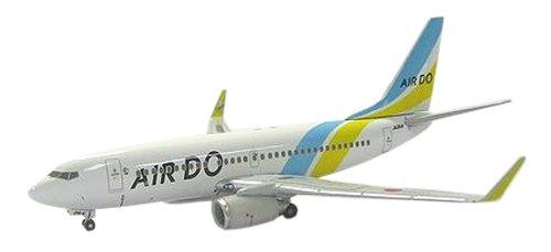 World Aircraft Collection 1/400 AIRDO (エアドゥ) 737-700 JA01AN 完成品