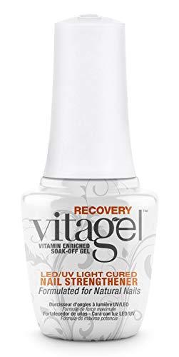 Gelish MINI Vitagel Recovery Nail Strengthener, 0.3 oz.