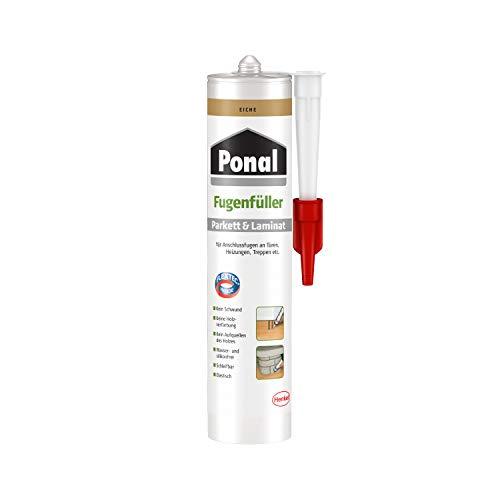 Ponal 395723 - Stucco riempitivo per parquet e pavimenti in laminato, confezione da 280 ml, colore:...