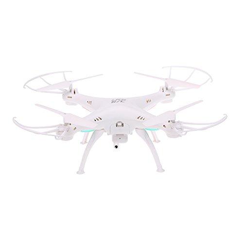 Goolsky LiDi RC L15W 2.4G 4CH 6-Axis Gyro FPV WiFi Trasmissione Drone con 0.3 MP Macchina...