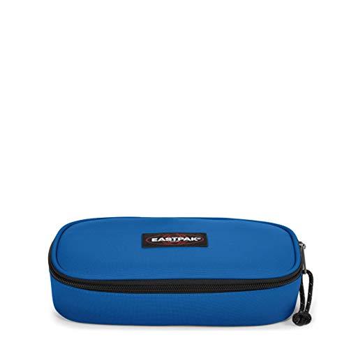 Eastpak Oval Single Astuccio, 22 cm, Blu (Cobalt Blue)
