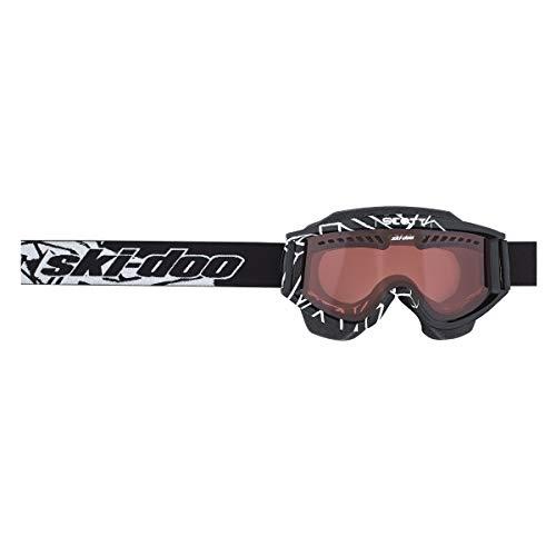 Ski-Doo Holeshot OTG Over the Glasses Goggles by Scott  Black