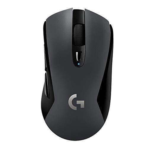 【Amazon.co.jp限定】Logicool G ロジクール G ゲーミングマウス ワイヤレス G603 HERO センサー LIGHTSPEE...