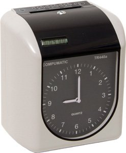 Compumatic TR440a Heavy Duty Electronic Time Clock