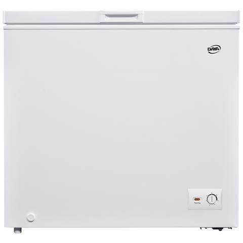 Daya DCP-200H9 Congelatore orizzontale, 200 litri, Classe A+, Termostato 7 livelli, 1 Cestello...