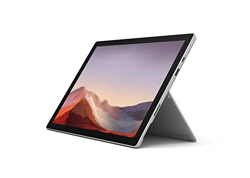"Microsoft Surface Pro 7 - Ordenador portátil 2 en 1 de 12.3"" (Intel Core i5-1035G4, 8GB RAM, 256GB SSD, Intel Graphics, Windows 10) Plateado"