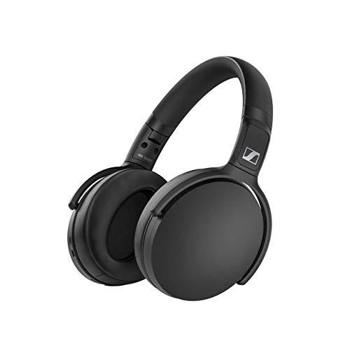Sennheiser HD 350BT Kabelloser faltbarer Kopfhörer, schwarz