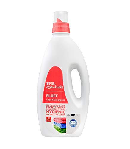 IFB Essentials Fluff Front Load Fabric Detergent - 1 L