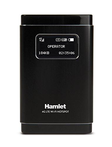 Hamlet HHTSPT4GLTE Router 4G LTE