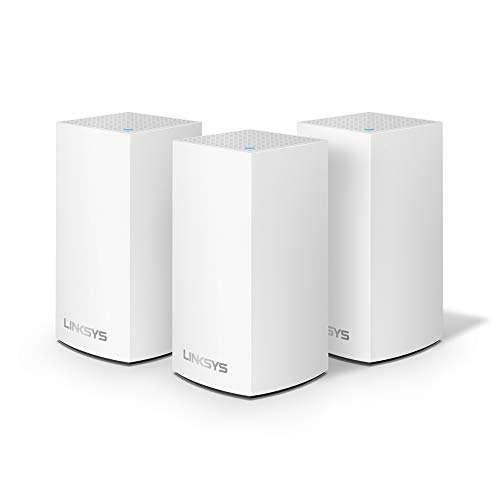 Linksys AC 3900 Dual Band Mesh Router with MU-MIMO iMesh Easy App Installation/Parental Controls...