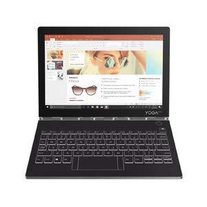 レノボ 10.8型ノートパソコン Lenovo YOGA BOOK C930 アイアングレー【Core m3 モデル】[Core m3/メモリ 4...