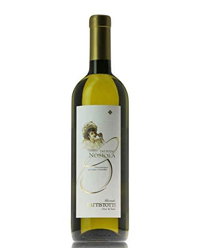 Trentino Nosiola DOC 2018  Battistotti - Cassa da 3 bottiglie
