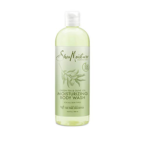 SheaMoisture Body Wash for All Skin Types...