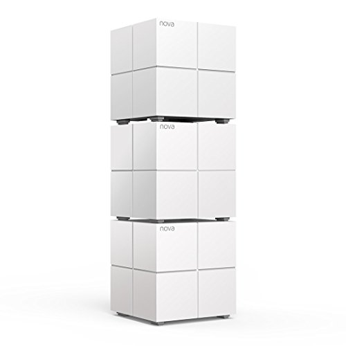 Tenda Mw6 Nova - Sistema Mesh WiFi para todo el Hogar (paquete de 3,...