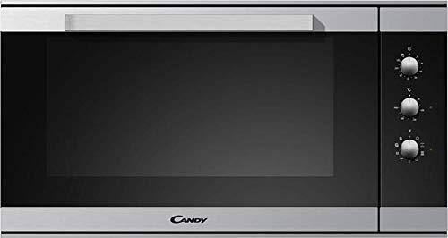 Candy FNP319/1X/E - Forno Multifunzione Elettrico Ventilato da 90 cm, 89Lt, Classe A, Inox