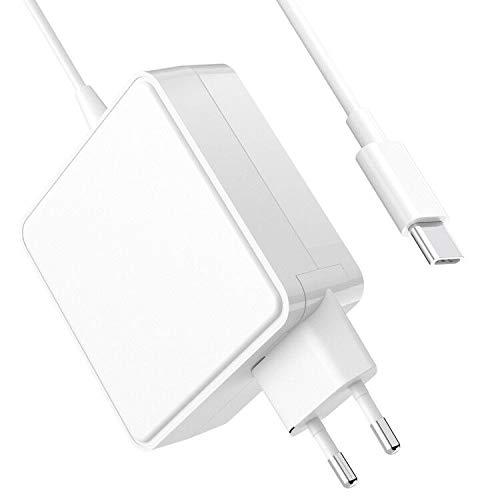 Caricatore Mac Book Pro Caricabatterie USB C 65W...