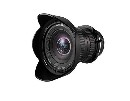 【国内正規品】 LAOWA 超広角レンズ 15mm F4 フルサイズ対応 ニコン用 LAO0006