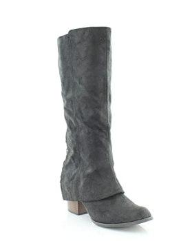 Fergalicious by Fergie Leesa Women's Boots Black Size 11 M