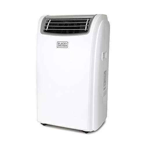 BLACK+DECKER BPACT12WT Portable Air Conditioner, 12,000 BTU, White