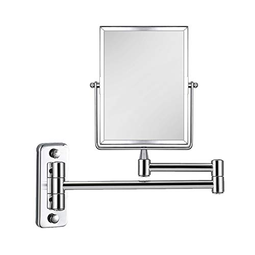 QiMH 3X Magnifying Wall Mounted Vanity...