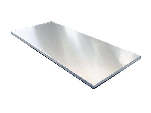 アルミ切り板 肉厚2ミリ×幅100ミリ×長さ 10センチ〜50センチまで