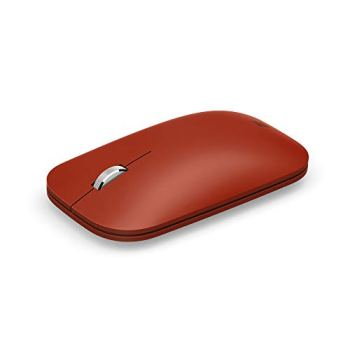 Surface Mobile Mouse - Rouge Coquelicot
