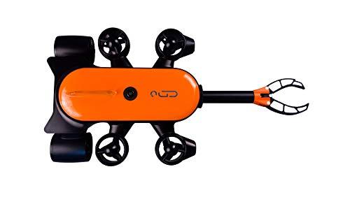 Geneinno Drone Subacqueo con Braccio Robotico Titan 150m T6T-1-150BL Mondo Subacqueo Pesca Registrazione 847173