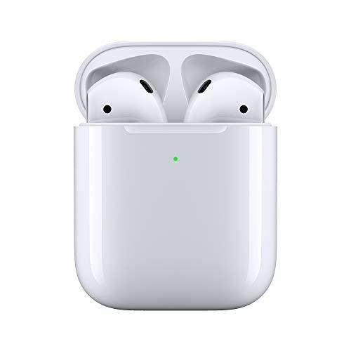 Apple AirPods con estuche de carga inalámbrica (2.ª generación)