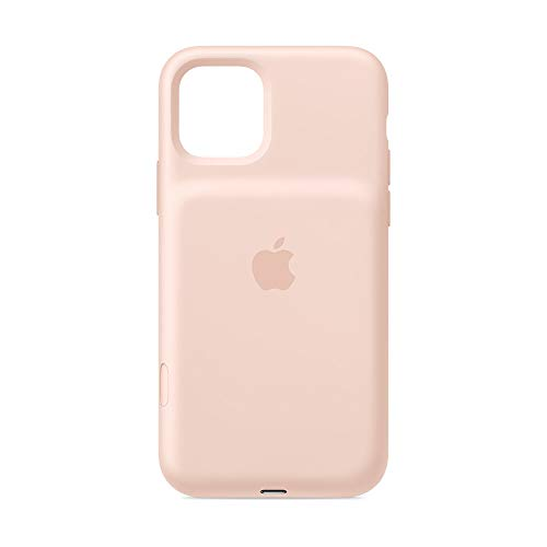 Apple iPhone 11 Pro Smart Battery Case with Wireless Charging - ピンクサンド