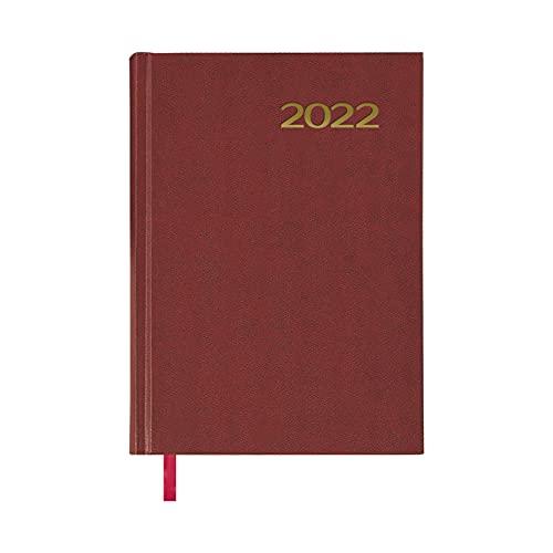 DOHE Síntex - Agenda, color burdeos (11402)