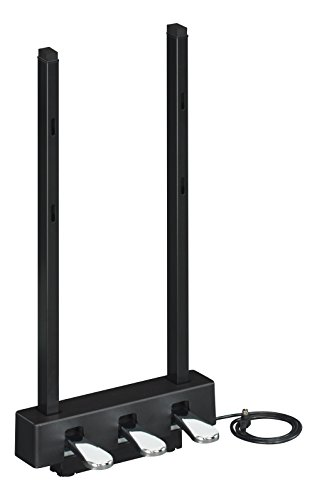 Yamaha LP1B 3-Pedal Unit for P125, P121 or P515,Black