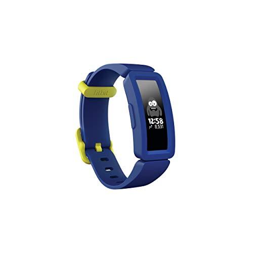 Fitbit Unisex Jugend Ace 2 Aktivitätstracker Night Sky + Neon Yellow...
