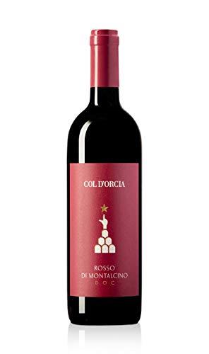 Rosso di Montalcino DOC Col d'Orcia 2019 0,75 L