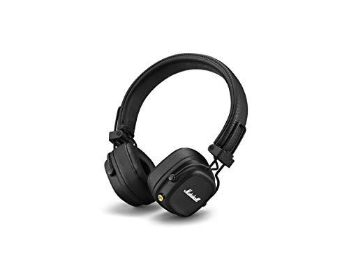 Marshall Major IV Bluetooth Faltbar Kopfhörer - schwarz, one Size
