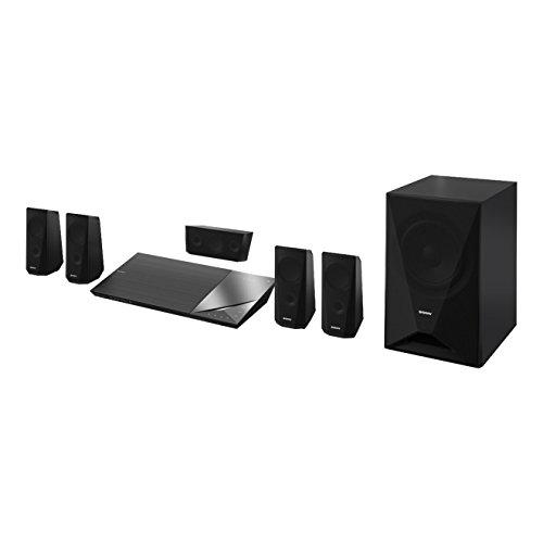 Sony BDV-N5200W 5.1 3D-DVD/Blu-ray Heimkinosystem...
