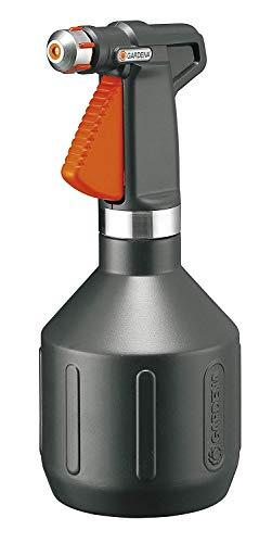 Pulvérisateur à Gâchette de Balcons 1 L Premium Gardena: Vaporisateur avec Jet Brumisateur Ultra-Fin, Grande Ouverture de Remplissage, Design de Grande Qualité, avec Indicateur de Niveau (806-20)