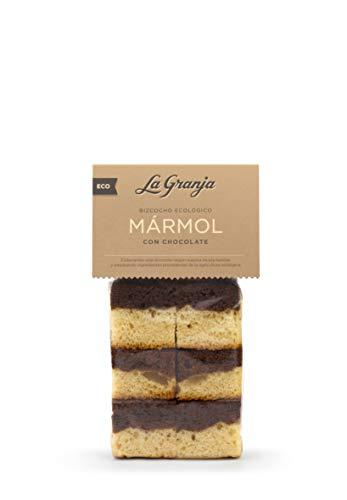 LA Granja Bizcocho Marmol Chocolate 300 G, Sin Potenciadores