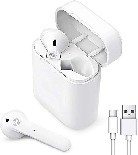 Auriculares Bluetooth, Auriculares Inalámbricos, Auriculares...