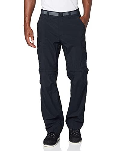 Columbia AM1572 Pantalon Homme Noir FR : M (Taille Fabricant : 32)