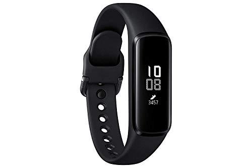Samsung Galaxy Fit e, Fitnesstracker, schwarz, mit Bluetooth, Pulsmesser und Schlafanalyse