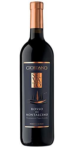 Selvato Rosso di Montalcino DOC, Giordano Vini - 750 ml