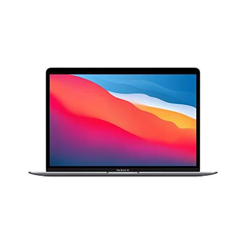 2020 Apple MacBook Air con Chip M1 de Apple (de13Pulgadas, 8GB RAM, 512GB SSD) - Gris Espacial