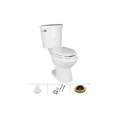 Jacuzzi Swp2959 Perfecta Dual Flush Two