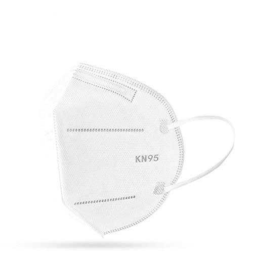 Prodotti per la protezione personale quotidiana, anti-polline, antipolvere, prodotti per la protezione igienica con 4 strati di filtri 10 pezzi